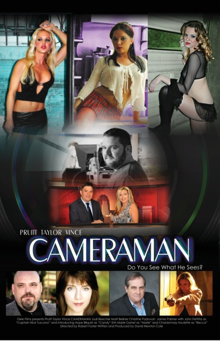 Cameraman Movie Poster